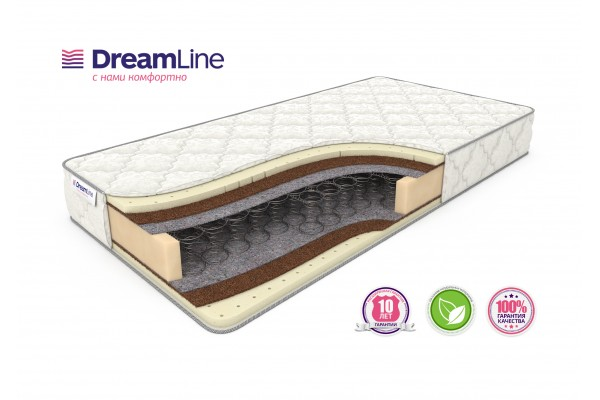 Матрас ДримЛайн SleepDream Medium BS